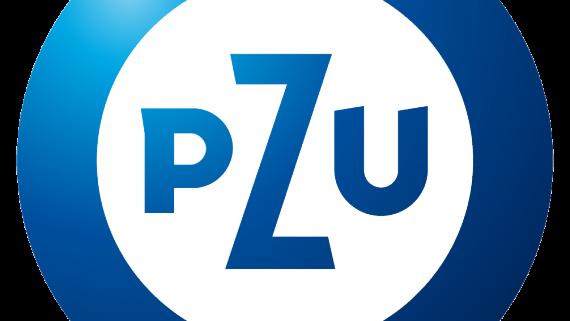 Logo firmy PZU